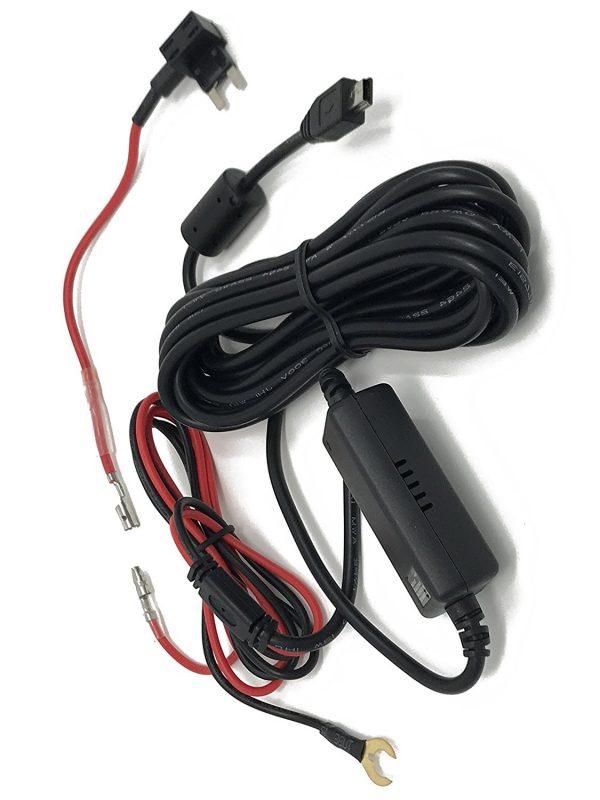 Mini-USB 12V-5V Hard Wire Kit - Low Profile Mini Fuse on